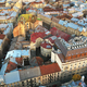 Aerial view of the historical center of Lviv, Ukraine. UNESCO's - PhotoDune Item for Sale