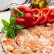 Hot homemade italian pizza - PhotoDune Item for Sale