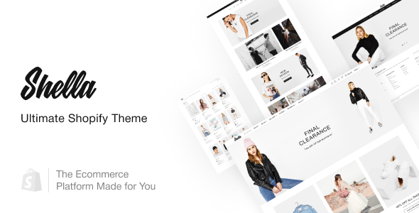 Shella - Premium Shopify theme