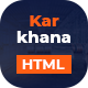Karkhana - Industry & Factory HTML5 Template - ThemeForest Item for Sale