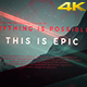 This is Epic - Cinematic Slideshow - VideoHive Item for Sale
