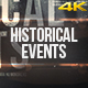 Historical Events Slideshow/Titles - VideoHive Item for Sale