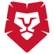 Free Download Powerful Lion Shield Logo Nulled