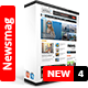 Newsmag - News Magazine Newspaper - ThemeForest Item for Sale