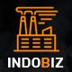 Indobiz Factory & Industrial HTML Template - ThemeForest Item for Sale