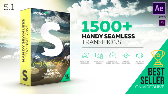 transitions by videolancer videohive