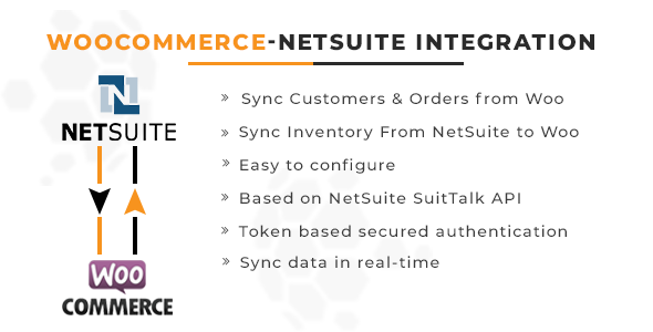 WooCommerce NetSuite Integration - CodeCanyon Item for Sale
