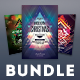 Christmas Flyer Bundle Vol.07 - GraphicRiver Item for Sale
