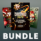 Christmas Flyer Bundle Vol.08 - GraphicRiver Item for Sale