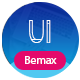 Bemax - One Page Parallax - ThemeForest Item for Sale