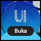 Buka - One Page Portfolio - ThemeForest Item for Sale