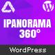 iPanorama 360° - Virtual Tour Builder for WordPress - CodeCanyon Item for Sale