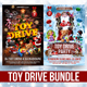 Toy Drive Bundle - GraphicRiver Item for Sale