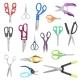 Scissor Vector Professional Pair of Scissors - GraphicRiver Item for Sale
