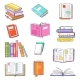Books Vector - GraphicRiver Item for Sale