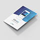 Brochure – Mobile App Tri-Fold A5 - GraphicRiver Item for Sale