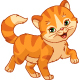 Red Cat - GraphicRiver Item for Sale
