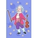 Baby Violinist Musician Little Mozart - GraphicRiver Item for Sale