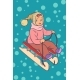 Child on a Sled - GraphicRiver Item for Sale