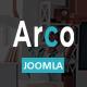 Arco - OnePage Parallax Joomla Theme - ThemeForest Item for Sale