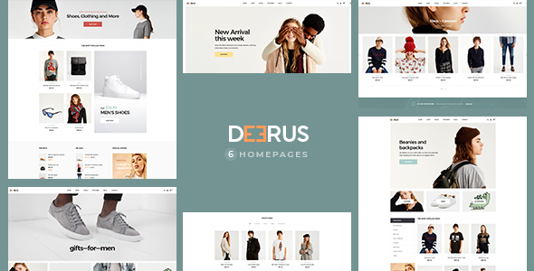 Bos Deerus - Unisex Fashion and Accessories