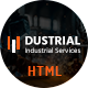 Dustrial - Factory & Industrial HTML Template - ThemeForest Item for Sale