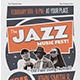 The Old Jazz Music Flyer - GraphicRiver Item for Sale