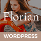 Florian - WordPress Blog Theme Enhanced for Gutenberg - ThemeForest Item for Sale