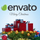 Christmas Gifts Logo - VideoHive Item for Sale