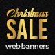 Christmas Sale Multipurpose Web Banners - GraphicRiver Item for Sale