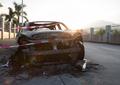 burnt car - PhotoDune Item for Sale