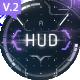 Quantum - HiTech HUD Creator Kit - GraphicRiver Item for Sale