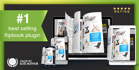 Real3D FlipBook WordPress Plugin Nulled