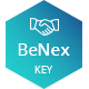 BeNex Business Keynote Template - GraphicRiver Item for Sale