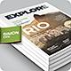 Explore Magazine-Graphicriver中文最全的素材分享平台