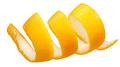 Twisted orange peel, paths - PhotoDune Item for Sale
