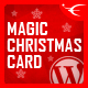 Free Download Magic Christmas Card With Animation - WordPress Plugin Nulled