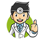 Doctor Cartoon Mascot - GraphicRiver Item for Sale