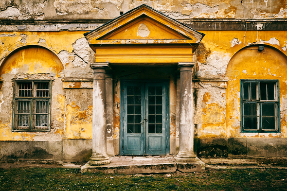 Old building - Stock Photo - Images