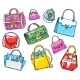 Womens Bags - GraphicRiver Item for Sale