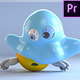 Ghost And Emoji Logo Reveal - VideoHive Item for Sale