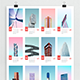 Poster Calendar 2019 - GraphicRiver Item for Sale