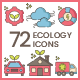 Free Download Ecology Icons Nulled