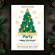 Christmas Party Flyer V01 - GraphicRiver Item for Sale
