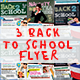 Back to School Flyer Bundle - GraphicRiver Item for Sale