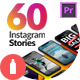 Instagram Stories Package Essential Graphics | Mogrt - VideoHive Item for Sale