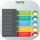 Database Server Infographic Design - GraphicRiver Item for Sale