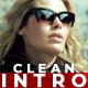 Clean Elegant Intro - VideoHive Item for Sale