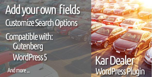 Kar Dealer - CodeCanyon Item for Sale