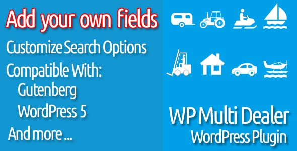 WP Multi Dealer - CodeCanyon Item for Sale
